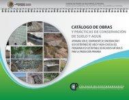CATÁLOGO DE OBRAS - Sagarpa