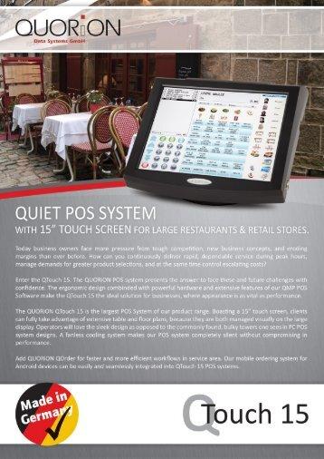 Restaurant POS System - PR.com