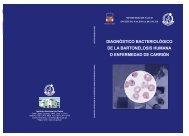 diagnóstico bacteriológico de la bartonelosis humana o enfermedad ...