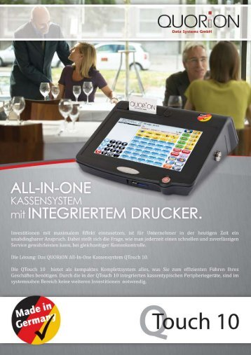 Quorion Q Touch 10