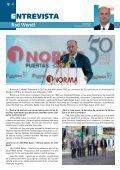 NORMA-NEWS 36 - Puertas Norma - Page 4
