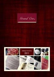 Catálogo Grand Cru