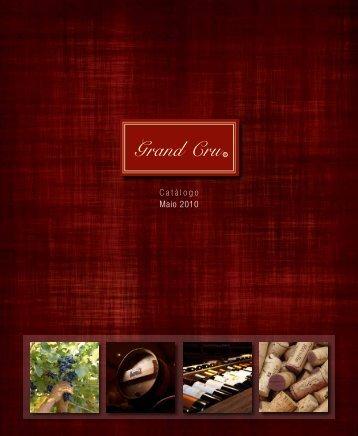 Catálogo Maio 2010 - Grand Cru
