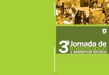 3» jornada invest. - Universidad de Talca