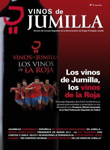 Los vinos de Jumilla, los vinos de la Roja - Consejo Regulador de la ...