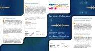 Flyer zum Wettbewerb Kooperation Ruhr des ... - RAG-Stiftung