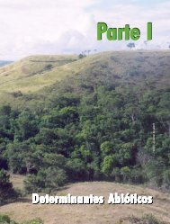 Capítulo 1 - Ministério do Meio Ambiente