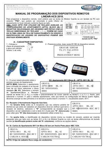 Manual de Especificação e Instalação Ralos Contínuos Ralo
