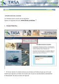 MANUAL DE CONSULTA DE PROVEEDORES - TASA - Page 2