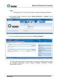 Manual do Portal do Fornecedor - Romi - Page 4