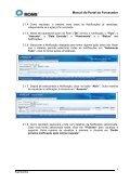 Manual do Portal do Fornecedor - Romi - Page 6