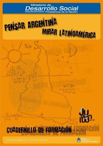 Historia Latinoamericana (Cuadernillo) - Ministerio de Desarrollo ...