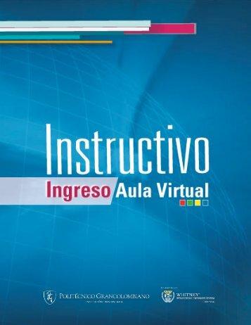 Instructivo Nueva Plataforma - Campus Virtual - Politécnico ...