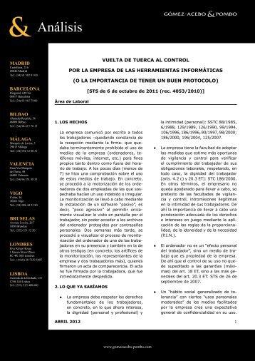 Documento completo - Gómez-Acebo & Pombo