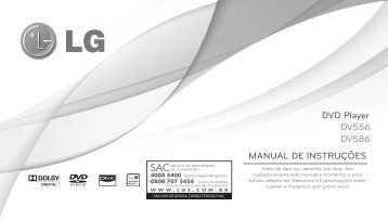 dvd lg dv 586 manual pdf