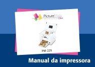 Manual da impressora - Epson