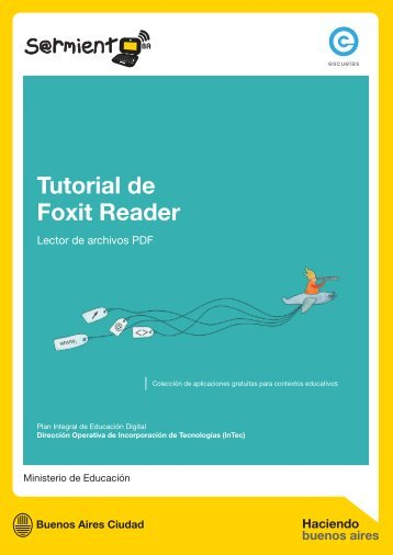 Tutorial de Foxit Reader - Integrar