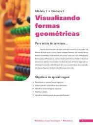 Visualizando formas geométricas - SEJA