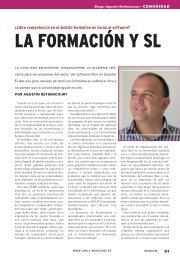 Software Libre y Universidad: [PDF, 706 kB] - Linux Magazine