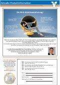 Gilchinger BankNews 02/2008 - Raiffeisenbank Gilching eG - Seite 3