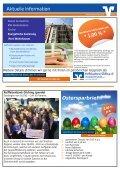 Gilchinger BankNews 01/2012 - Raiffeisenbank Gilching eG - Seite 3