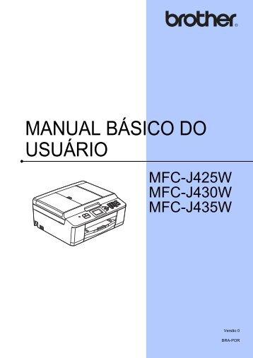 Manual do Usuário MFC_J430W.pdf - Brother