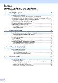 Manual do Usuário MFC_J430W.pdf - Brother - Page 6
