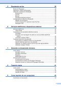 Manual do Usuário MFC_J430W.pdf - Brother - Page 7