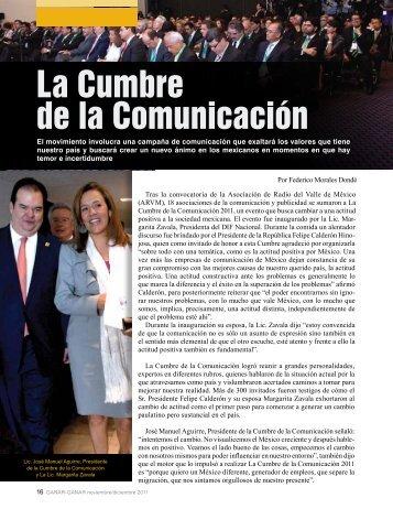 La Cumbre de la Comunicación - Asociación de Radio del Valle de ...