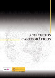 Conceptos Cartográficos - Instituto Geográfico Nacional