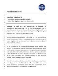 """""""Mawi"""" ist wieder da - Radeberger Gruppe KG"""