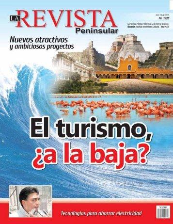 Edición 19/04/2013 - La Revista Peninsular