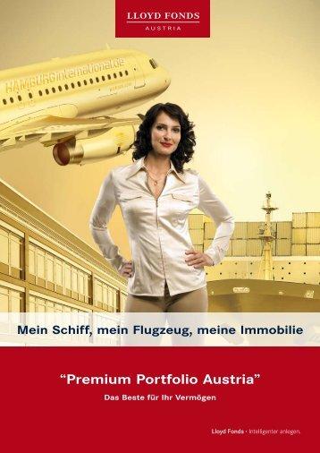 """Premium Portfolio Austria"" - Raiffeisen"
