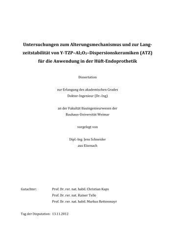Volltext (11446 KB) - Bauhaus-Universität Weimar