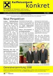 Mai 2008 als .pdf - Raiffeisen