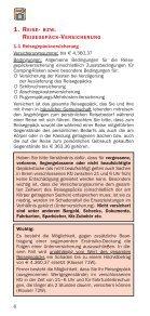 Visa Gold Reiseschutz (pdf) - Seite 6