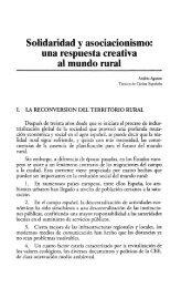 Solidaridad y asociacionismo: una respuesta ... - Cáritas Española