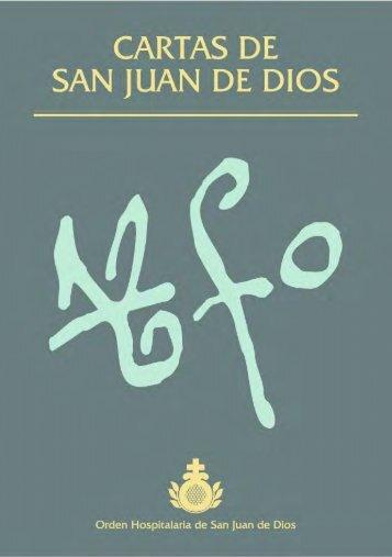 Edición de Matías de Mina y Salvador OH - Inicio - San Juan de Dios