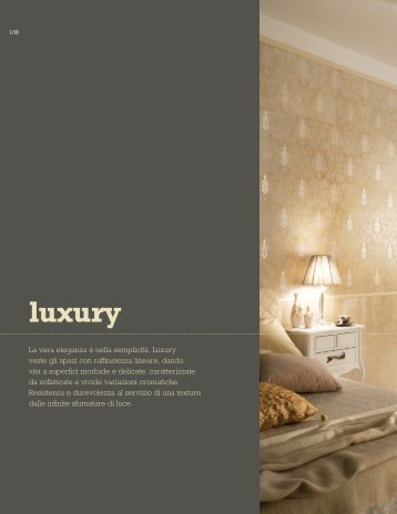 luxury - Leonardo Ceramica
