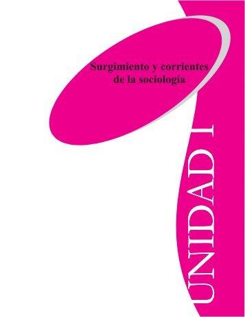 UNIDAD_1 Sociologia - Aprender Historia