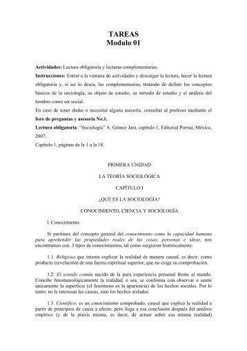 Sociologia de la o. coop M.Rojas.pdf - uniRcoop