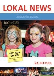 Lokal News - Raiffeisen
