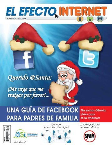 Querido @Santa: - Alianza por la Seguridad en Internet