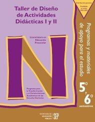 Taller de Diseño de Actividades Didácticas I - Escuela Normal del ...