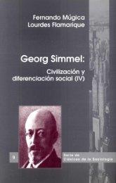 Serie Clasicos Sociologia Vol 09_2003.pdf - Universidad de Navarra