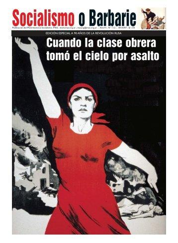 Cuando la clase obrera tomó el cielo por asalto - Movimiento al ...