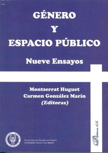 Género y espacio público - E-Archivo - Universidad Carlos III de ...