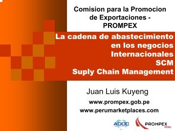 APEC DIGITAL OPPORTUNITY CENTER - ADOC PERU ... - Siicex