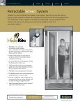 Retractable Screen System - RiteScreen - Page 2