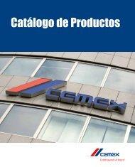 Catálogo de Productos - Cemex Colombia